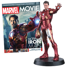 MARVEL MOVIE COLLECTION-Issue 1-Iron Man