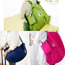 backpack college bag school bag shopping bag women bag 3 in 1 Foldable Bag 3Ways
