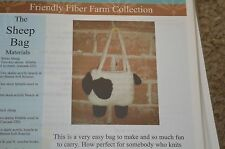 The Sheep Bag Felted Crochet All Day Pattern