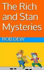 The Rich and Stan Mysteries by Rob Dew (2015, Paperback)