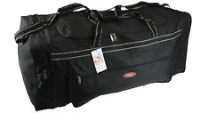"EXTRA LARGE 37"" LIGHTWEIGHT HOLDALL SUITCASE TRAVEL SPORT BAG BIG HOLDALL 200L"