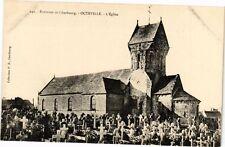 CPA  Environs de Cherbourg - Octeville - L'Église (245933)