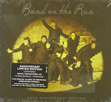 2x CD - Paul McCartney & Wings - Band On The Run - #A2861 - Box-Set