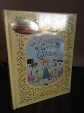 Anne Of Green Gables Leather Bound Book / fine binding
