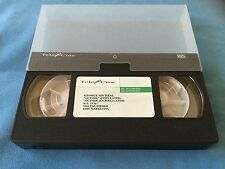 GEORGE MICHAEL 'OUTSIDE' 2 TRACK PROMO VHS VIDEO - 1998