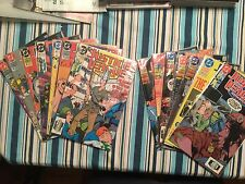 Huge Lot of Justice League America #44-63 & 85-100, 102-104  NM cond  ***LOOK***