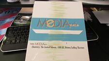 Student Media-Pak Chemistry: The Central Science 10th Ed Brown/LeMay/Bursten NEW