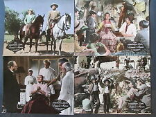 DIE WUNDERBARE LIEBE DER BIANCA MARIA - 6 Aushangfotos - Carmen Sevilla