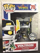 Funko Pop Animation Metallic Voltron Vinyl Figure AnimeExpo 2016 Exclusive MINT