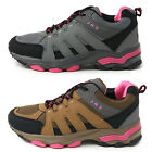 New Womens Mountain Mountaineering Hiking Lace Up Trekking Shoes