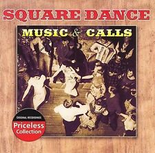 Square Dance Music & Calls, Various Artists - Square Dance M, New