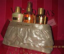 VICTORIA'S SECRET FANTASIES MIST FRAGRANCE AMBER ROMANCE PURSE GIFT SET CLUTCH