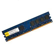 1GB Elixir M2Y1G64TU8HB0B-3C Speicherriegel PC2-5300U RAM 667MHz *mit Rechnung*
