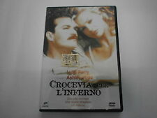 CROCEVIA PER L'INFERNO - FILM IN DVD ORIGINALE - visitate COMPRO FUMETTI SHOP