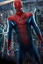 The Amazing Spider Man VIII A1 High Quality Canvas Art Print