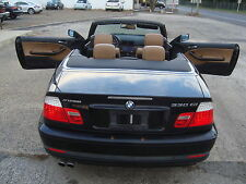 BMW: 3-Series 330 Cabriole Convertible Salvage Rebuildable