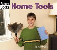 Home Tools (Welcome Books: Tools)-ExLibrary