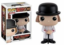 "Funko  CLOCKWORK ORANGE Kubrick Film ALEX DELARGE 3.75"" POP Vinyl Figure"