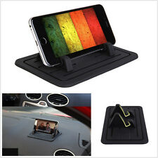 Portable Silicon Pad Non-slip Car SUV Dashboard Mount Phone GPS Bracket Holder