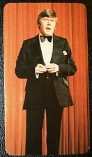 Mike Yarwood  TV Impressionist    Superb 1970's Card  Exc