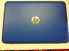 HP STREAM 13 C025NA GRADE A TOP COVER BLUE  A2-W1