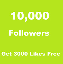 10k  High Quality Instagram-Followers...Auto Refill,