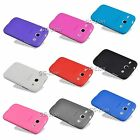 TPU Matte Gel Skin Case Cover For Samsung Galaxy Ace 3, S7275 +Screen Protector