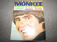 TIGER BEAT'S OFFICIAL MONKEE SPECTACULAR #5 - SEPTEMBER 1967 BACK ISSUE