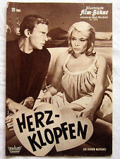 ILLUSTRIERTE film-Bühne Nr. 5903 - Herzklopfen (Jean-Louis Trintignant)