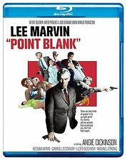 Point Blank (Blu-Ray Movie, Region A, Lee Marvin, 1-Disc) Brand New Sealed
