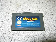 Game Boy Advanced Game Shark Tale