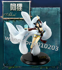 LOL League of Legends limited edition NineTailed Fox Ahri figure Free shipping