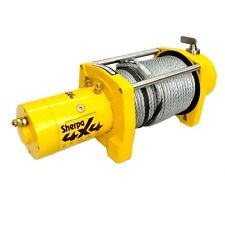 Sherpa 4x4 'The Colt' Winch 12000lb 24V Steel Cable 45m