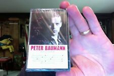 Peter Baumann- Repeat Repeat- new/sealed cassette tape