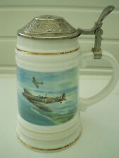 The Crestley Collection Tankard - Dawn Patrol by Michael Turner - Spitfire