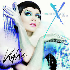 Kylie Minogue X Remixes & Bsides B-Sides Unreleased CD  (Not DVD) WOW 2 hearts