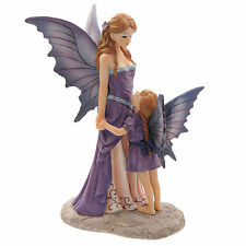 Tales of Avalon Amethyst Guardian Fairy by Lisa Parker Figurine Fantasy Magical