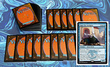 mtg BLUE PROWESS DECK Magic the Gathering rare cards lot CLEARANCE