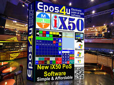 Epos New POS iX50 S Software by Epos4U - Turn your pc into a POS Till System
