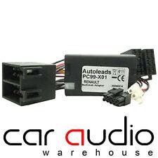 Renault 25 1984-1992 JVC Car Radio Stereo Steering Wheel Interface Lead