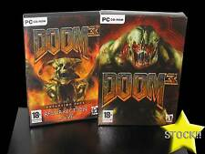 OFFERTA STOCK 1 GIOCO ESPANSIONE DOOM 3 RESSURECTION OF EVIL PC USED IT STOCK144