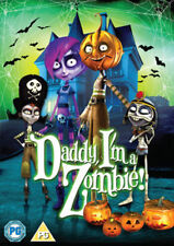 DADDY I'M A ZOMBIE LIONSGATE UK 2012 REGION 2 DVD NEW & SEALED