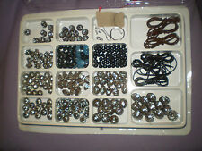 Jewelery Making Bead Kit Great for Boys/Girls/Adults Made to Look Like Silver