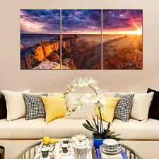 Large Grand Canyon Canvas Art Unframed HD Abstract Canvas Prints Wall Art Poster