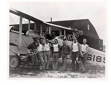 WWII US Historical 1925 Navy Aircraft Dehaviland DH-4B QN Official Photo 8x10