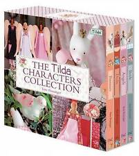 The Tilda Characters Collection: Birds, Bunnies, Angels and Dolls by Tone Fin...