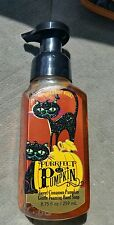 Bath and Body Gentle Foaming Hand Soap Purrfect Pumpkin