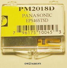 TURNTABLE NEEDLE PANASONIC TECHNICS EPS46STDS EPC-460C EPC451C7 EPC450CM4 672-D7