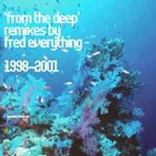 FREE US SHIP. on ANY 2 CDs! NEW CD Fred Everything: From the Deep: Remixes 1998-