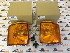 Land Rover Discovery 1 300tdi Front Left & Right Indicator Light Lamp - Bearmach